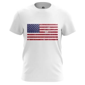 Мужская футболка Флаг США Мерч Атрибутика - main 6h5vzhs8 1564417277