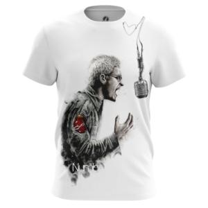 Мужская футболка Честер Беннингтон Linkin Park - main 6hx3g0p2 1552750597