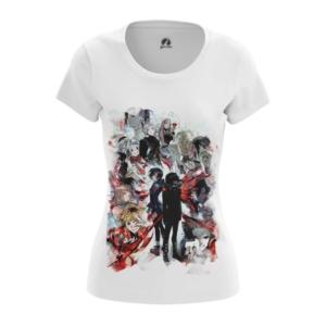 Женская футболка Токийский гуль Мерч Одежда - main 7opghqgz 1563454647