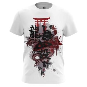 Мужская футболка Японский стиль Якудза - main 7pr7i2df 1563455562