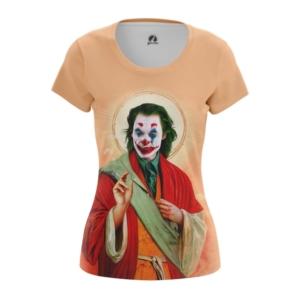 Женская футболка Икона с Джокером - main 8k3wbyzz 1572961799