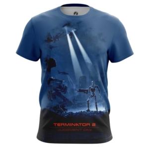 Мужская футболка Судный день Терминатор - main avywnwz4 1572447239