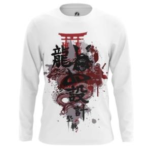 Мужской лонгслив Японский стиль Якудза - main biq3cvp9 1563455583