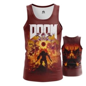 Мужская майка Doom eternal Мерч - main bxuowdyv 1563460487