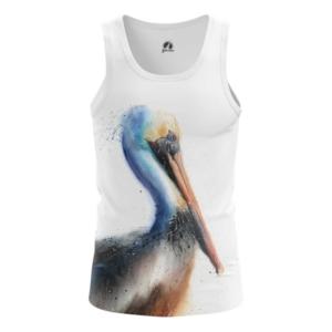 Мужская майка Пеликан Одежда с птицами - main c7uadb8t 1573843741