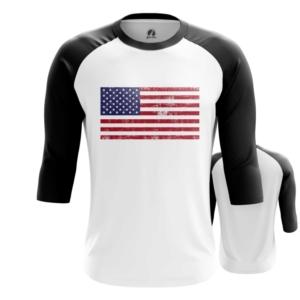 Мужской реглан Флаг США Мерч Атрибутика - main cbfxvmvy 1564417333