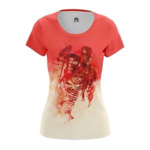 Женская футболка Будущее не предопределено Терминатор - main cchtvz3a 1572447188