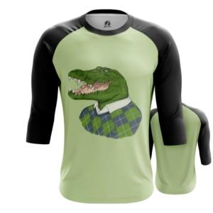 Мужской реглан Лакост Одежда с крокодилом - main d7u2t4nm 1573841773