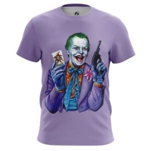 Мужская футболка Джокер Джек Николсон - main fjktvvi7 1572961918