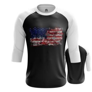 Мужской реглан Американский флаг США - main fwnbolez 1564417045