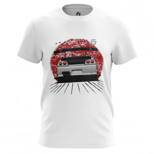 Мужская футболка JDM Японские Машины Ниссан - main ge4m2ims 1564429289