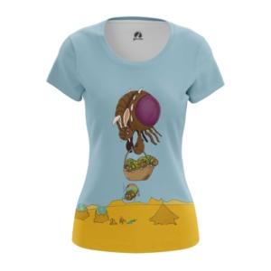 Женская футболка Зерги Высадка Starcraft - main ghok55tr 1568204618