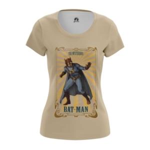 Женская футболка Стимпанк Бэтмен - main hsl4qy3v 1573825969