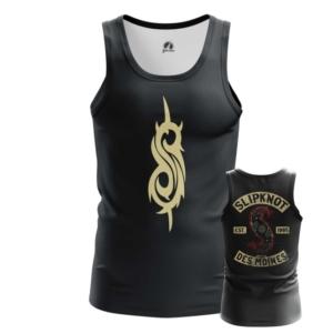 Мужская майка Slipknot логотип одежда - main itq07utj 1562922103