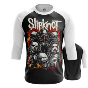 Мужской реглан Slipknot Одежда С группой - main j4xjde14 1562922321