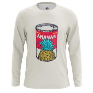 Мужской лонгслив Ananas Банка с Ананасами - main kffel82f 1571231156
