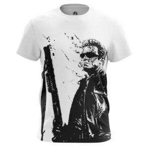 Мужская футболка Шварценеггер Терминатор - main kr1itjfh 1572447509