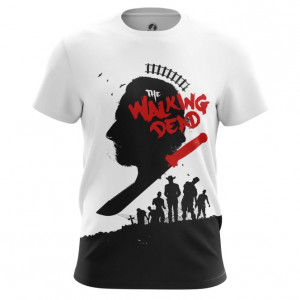 Мужская футболка The Walking Dead Ходячие мертвецы - main l01ztfhp 1568891320