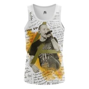 Мужская майка Chester Одежда Linkin Park - main l03vlufp 1552749614