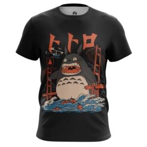 Мужская футболка Злой Тоторо Мерчандайз - main l2humvkm 1563452528