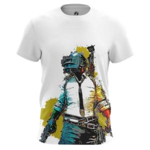 Мужская футболка Pubg mobile PUBG - main n26oysak 1568896109