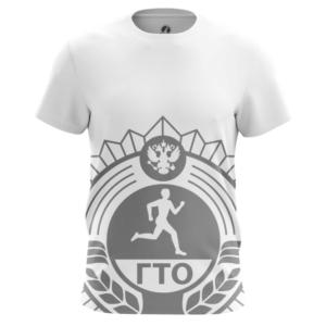Мужская футболка ГТО СССР - main nhztb26d 1571907559