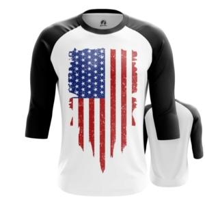 Мужской реглан Флаг США Атрибутика - main oqtimk4a 1564417566