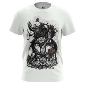 Мужская футболка Викинги - main qx1xi1x0 1568898147