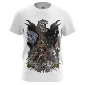 Мужская футболка Варяги Викинги - main smocn3ee 1568897531