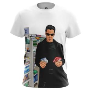 Мужская футболка Избранный Матрица Нео Смешные - main tfhhvkr3 1540299238