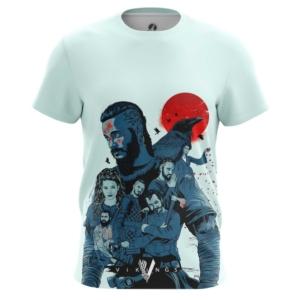Мужская футболка Викинги Сериал Рагнар - main tgvfsvje 1568897920