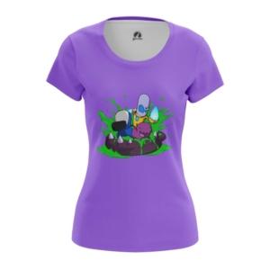 Женская футболка Starcraft Мультяшный - main tmvafg0h 1568204492