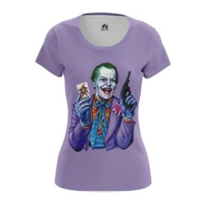 Женская футболка Джокер Джек Николсон - main ww8vnpah 1572961926