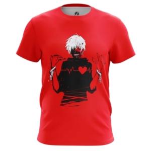 Мужская футболка Канеки Токийский гуль - main x2tncpsf 1563454375