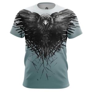 Мужская футболка Трехглазый ворон Игра престолов - main xe3n7gfa 1573836949