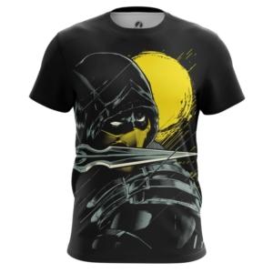 Мужская футболка Скорпион Мортал Комбат - main xiecoj52 1554392078