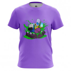 Мужская футболка Starcraft Мультяшный - main xr2uhgn5 1568204488