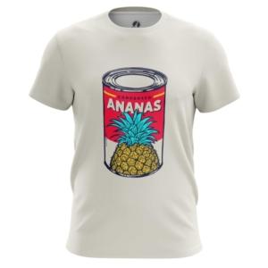 Мужская футболка Ananas Банка с Ананасами - main xvmyslgj 1571231125
