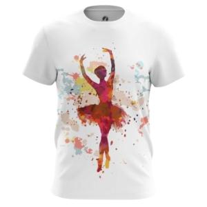 Мужская футболка Балерина Арт - main xxohyctz 1571905808