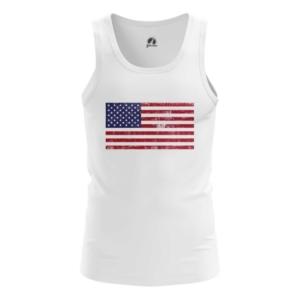 Мужская майка Флаг США Мерч Атрибутика - main yjk0acg2 1564417289