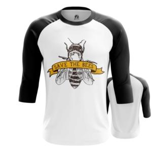 Мужской реглан Save the bees Сохраните пчёл - main yu9no8w7 1573844825