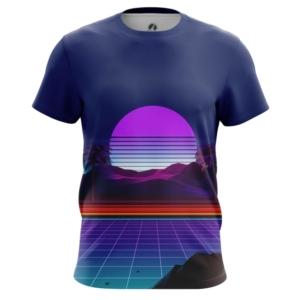Мужская футболка New Retro wave - main yxpt1rst 1571664118