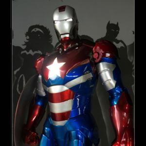 Статуя Железный Человек Капитан Америка 1/2 - o1cn014e6eu51lcj3t2xyr6 2641124839 1