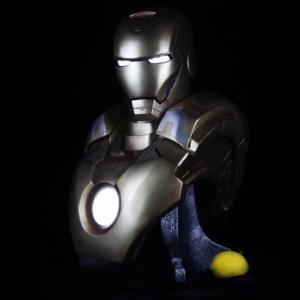 Статуя Железный человек Бюст MK21 Золотой цвет 1/1 - tb2 tcmtr0kpufjssppxxcgtxxa 2641124839 1