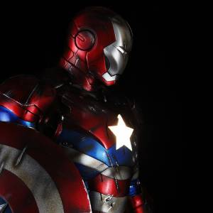 Статуя Железный Человек Ростовая Капитан Америка 1/2 - tb2cxstxdka61bjsszfxxxn8pxa 2641124839 1
