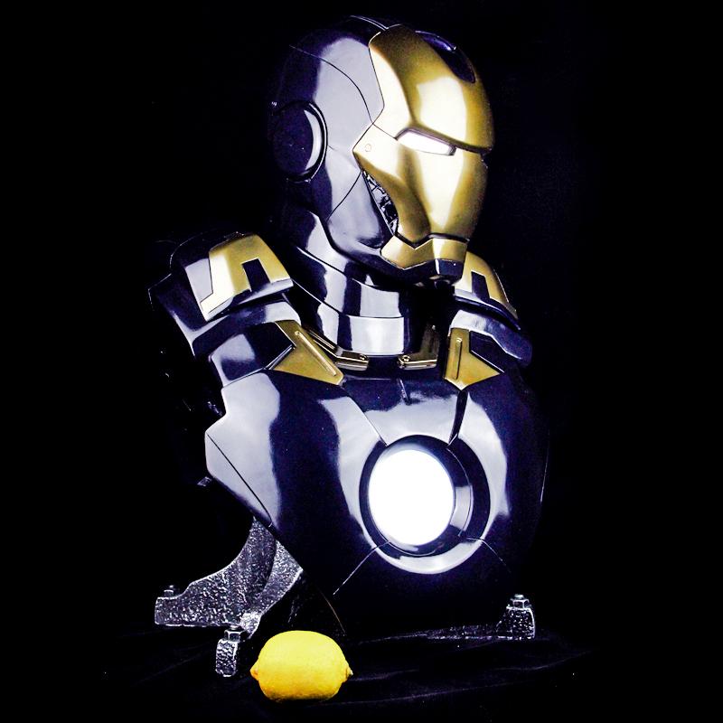 Статуя Железный человек Бюст MK7 Стелс версия 1/1 - tb2q72fthbkpufjy1zkxxbspfxa 2641124839 1