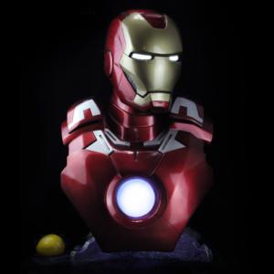 Статуя Железный человек Бюст MK7 Красный 1/1 - tb2q lixxwb61bjszfwxxxs3pxa 2641124839 1