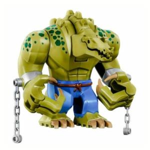 Фигурка Lego Киллер Крок Убийца Крокодил DC Отряд Самоубийц - 10 5