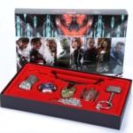 Кулоны Мстители 6 шт. комплект 5-13,5 см Коллекционная Коробка - 6