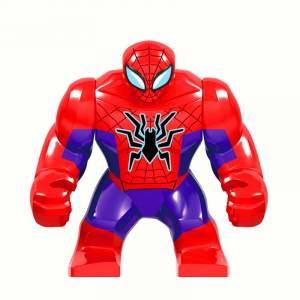 Фигурка Lego Человек-паук Классический Костюм Сэм Рейми - endgame